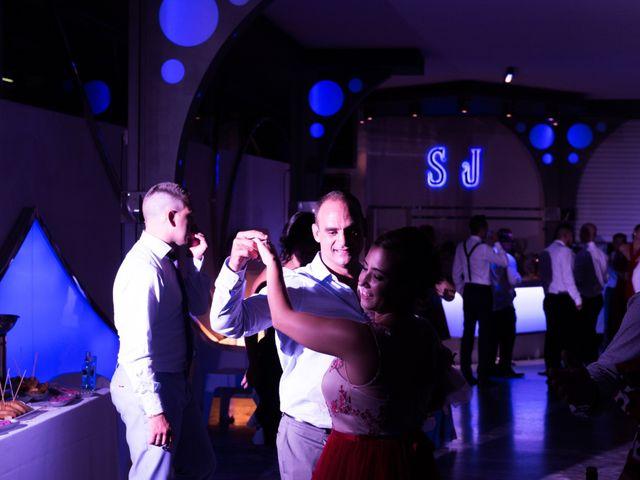 La boda de Andrés y Vicky en Alacant/alicante, Alicante 88