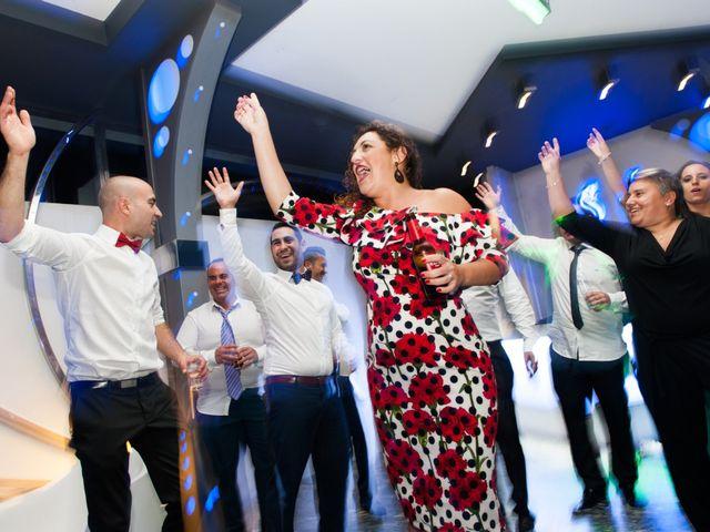 La boda de Andrés y Vicky en Alacant/alicante, Alicante 90