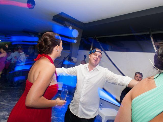 La boda de Andrés y Vicky en Alacant/alicante, Alicante 92