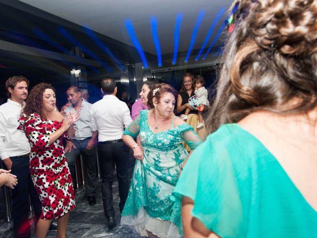 La boda de Andrés y Vicky en Alacant/alicante, Alicante 93