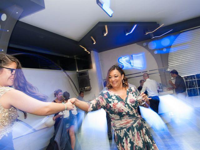 La boda de Andrés y Vicky en Alacant/alicante, Alicante 94