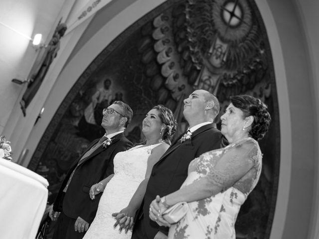 La boda de Andrés y Vicky en Alacant/alicante, Alicante 1