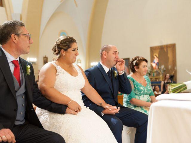 La boda de Andrés y Vicky en Alacant/alicante, Alicante 101