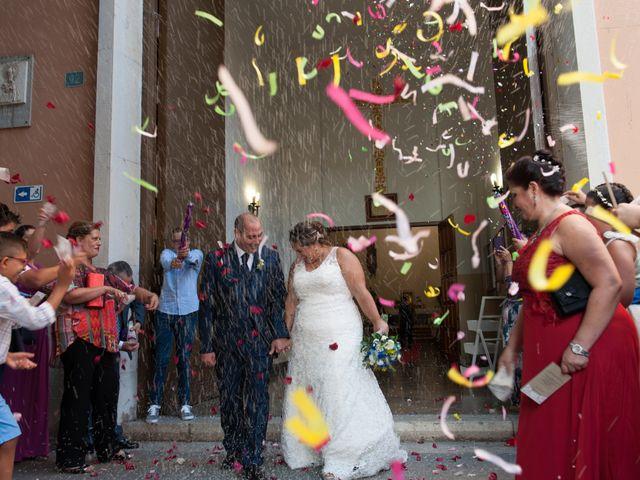 La boda de Andrés y Vicky en Alacant/alicante, Alicante 102