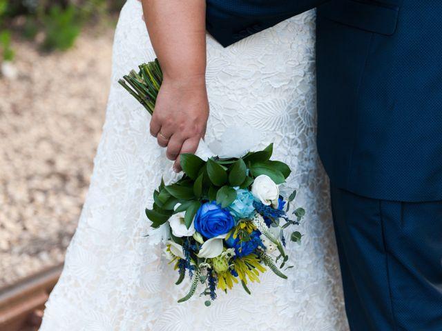 La boda de Andrés y Vicky en Alacant/alicante, Alicante 103
