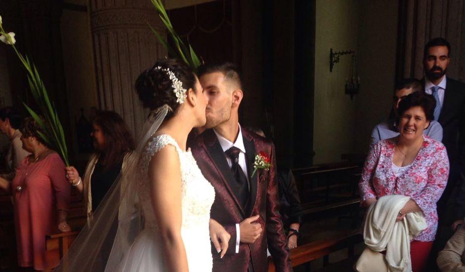 La boda de Himar y Cecilia en Arucas, Las Palmas