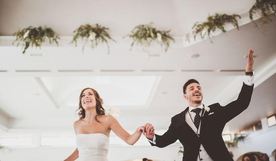 La boda de Jordi y Ana en Cartagena, Murcia