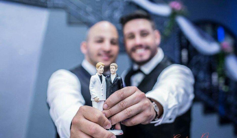 La boda de Eric  y David  en Petrer, Alicante