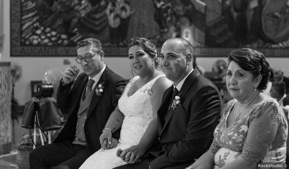 La boda de Andrés y Vicky en Alacant/alicante, Alicante