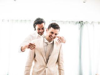 La boda de Chloe Alicia y Ben Thomas 2