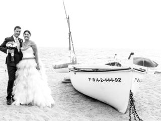La boda de Eli y Manel