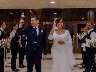 La boda de Marta y Kico