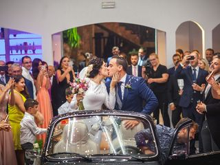 La boda de Emi y Miguel