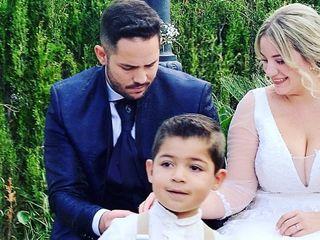 La boda de Jessica  y Fernando 1