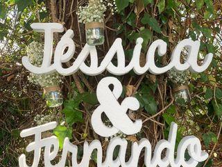 La boda de Jessica  y Fernando 2
