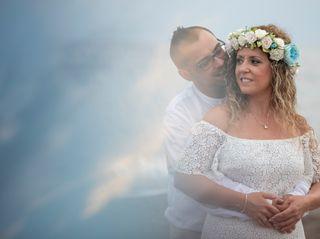 La boda de Eli y Germán
