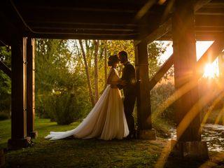 La boda de Alberto y Esther