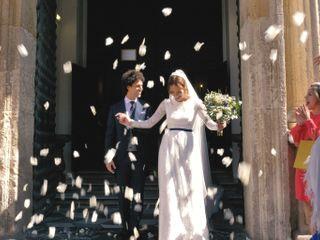 La boda de María y David