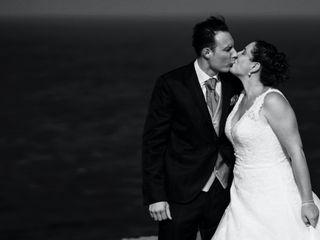 La boda de Ingrid y Luis