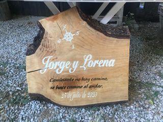 La boda de Lorena  y Jorge 3
