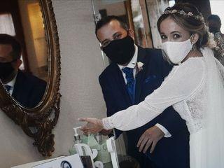 La boda de Vero y Álvaro  2
