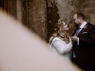 La boda de Esperanza y Alberto