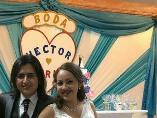 La boda de Doris y Héctor 1