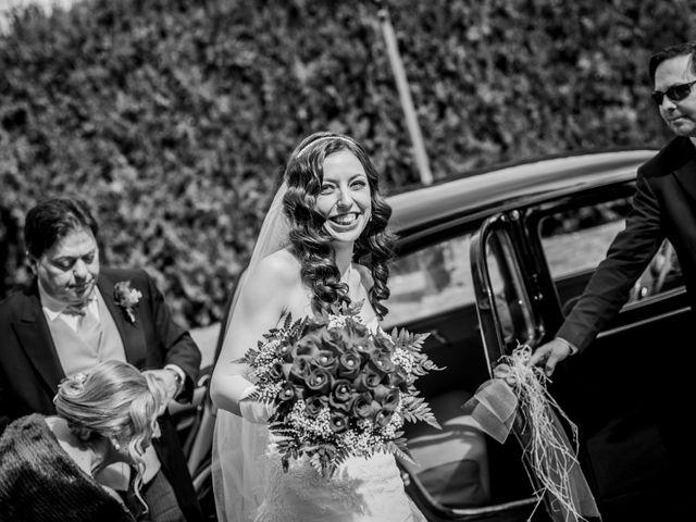 La boda de Alberto y Sandra en Illescas, Toledo 19