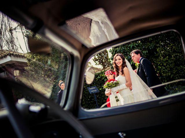 La boda de Alberto y Sandra en Illescas, Toledo 20