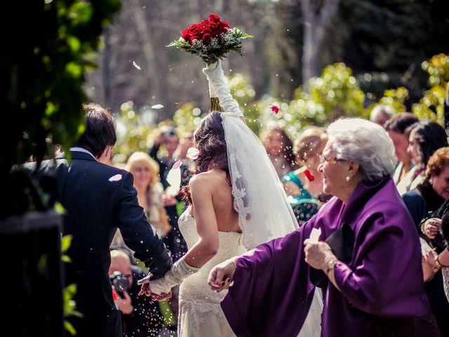La boda de Alberto y Sandra en Illescas, Toledo 32