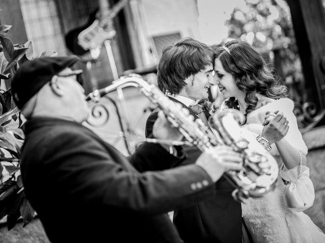 La boda de Alberto y Sandra en Illescas, Toledo 1