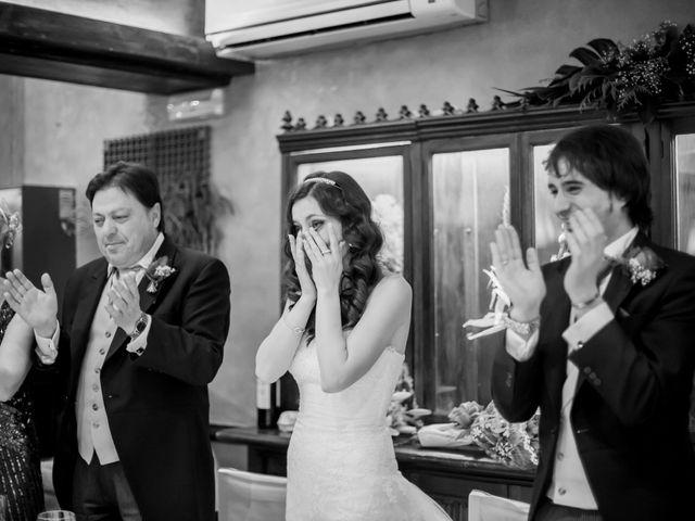 La boda de Alberto y Sandra en Illescas, Toledo 40