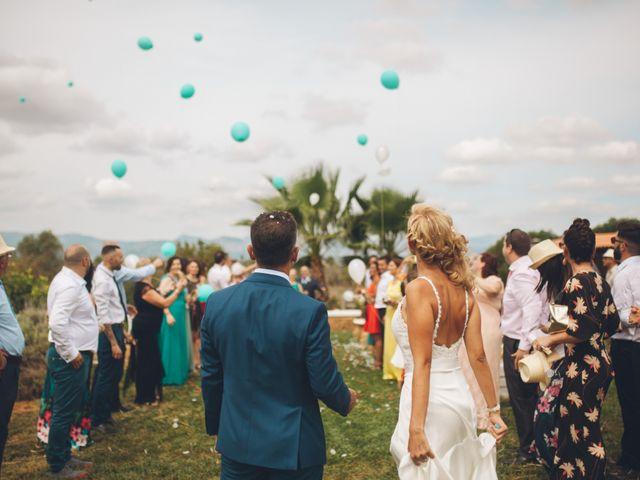 La boda de Sara  y Óscar  en Santa Eugenia, Islas Baleares 5
