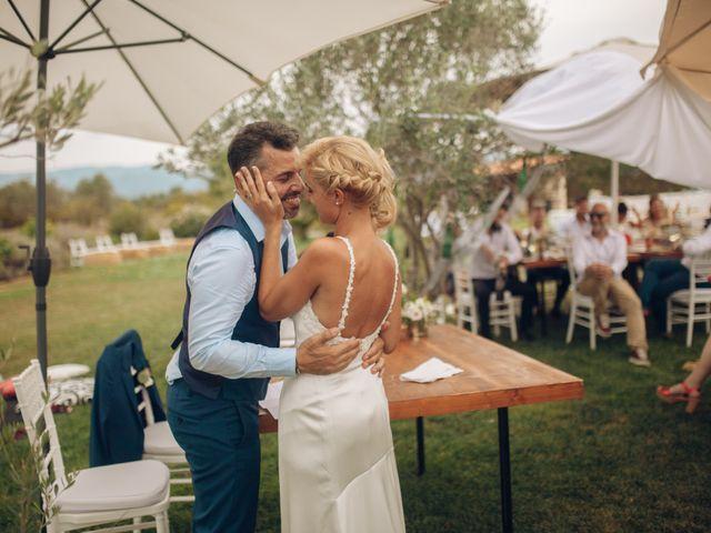 La boda de Sara  y Óscar  en Santa Eugenia, Islas Baleares 1