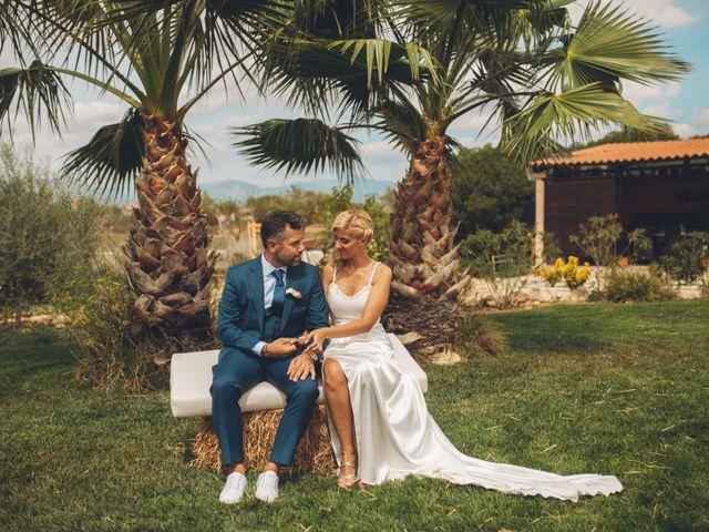 La boda de Óscar  y Sara