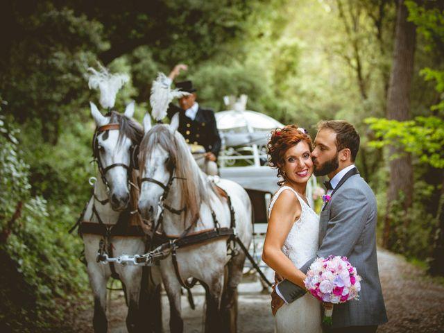La boda de Lidia y Ramón