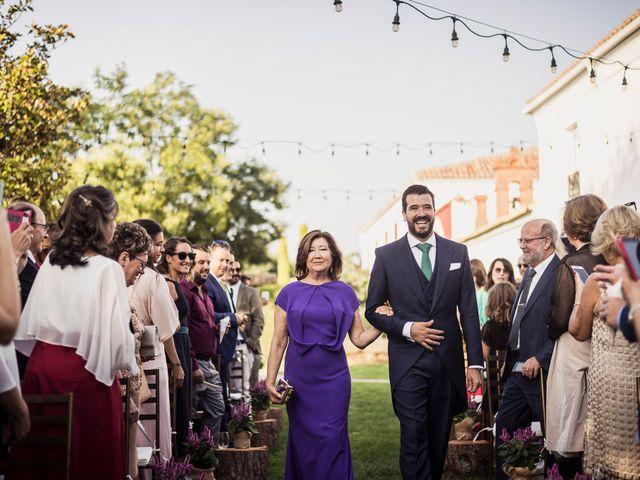 La boda de Jorge y Ana en Alcalá De Henares, Madrid 20