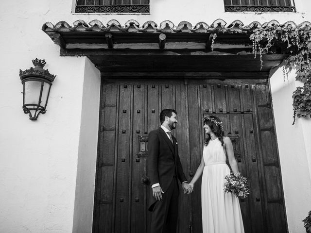 La boda de Jorge y Ana en Alcalá De Henares, Madrid 38