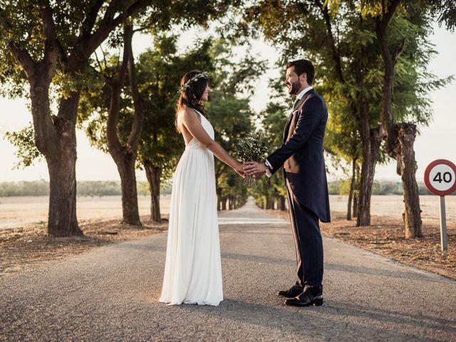 La boda de Jorge y Ana en Alcalá De Henares, Madrid 41