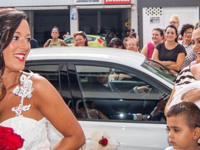 La boda de Jose María y Susana en El Puerto De Santa Maria, Cádiz 9