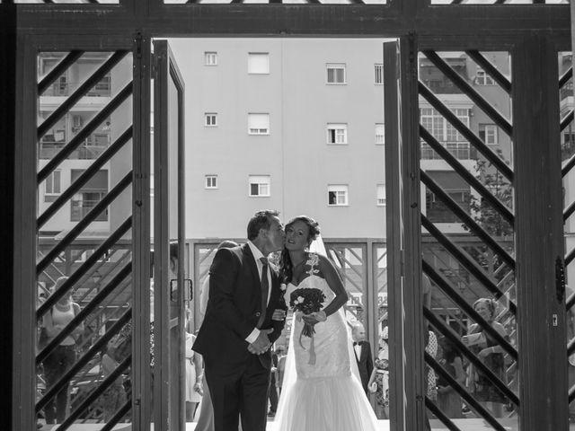 La boda de Jose María y Susana en El Puerto De Santa Maria, Cádiz 12