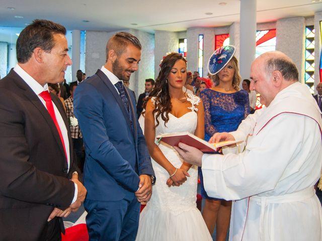 La boda de Jose María y Susana en El Puerto De Santa Maria, Cádiz 17