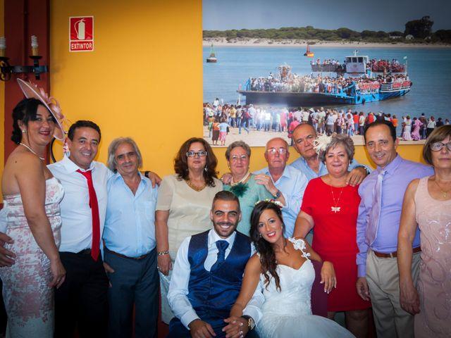 La boda de Jose María y Susana en El Puerto De Santa Maria, Cádiz 32