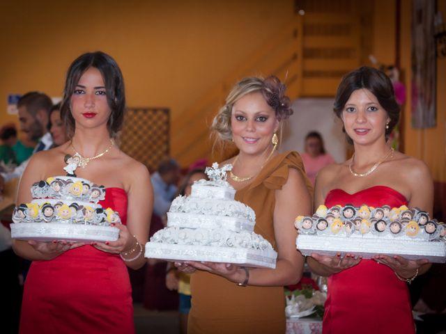 La boda de Jose María y Susana en El Puerto De Santa Maria, Cádiz 35