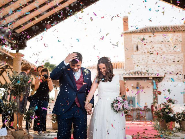La boda de Jesús y Elena en Mora, Toledo 12