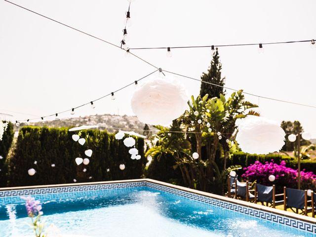 La boda de Ben Thomas y Chloe Alicia en Palma De Mallorca, Islas Baleares 4