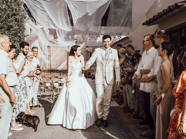 La boda de Ben Thomas y Chloe Alicia en Palma De Mallorca, Islas Baleares 8
