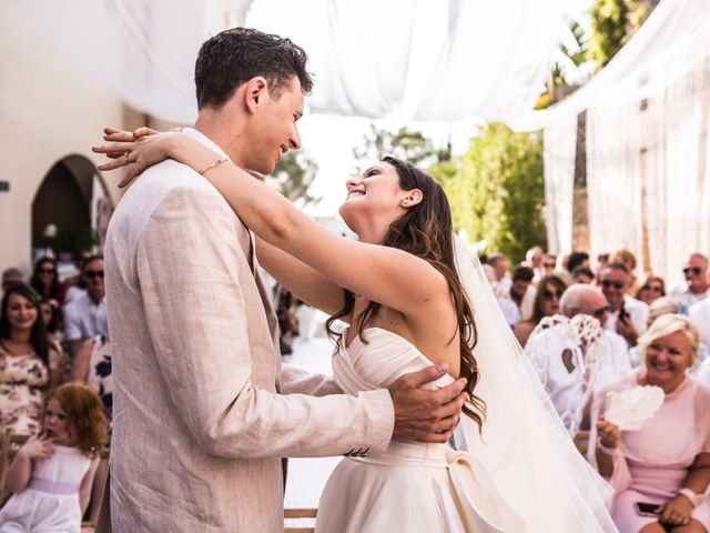 La boda de Ben Thomas y Chloe Alicia en Palma De Mallorca, Islas Baleares 13
