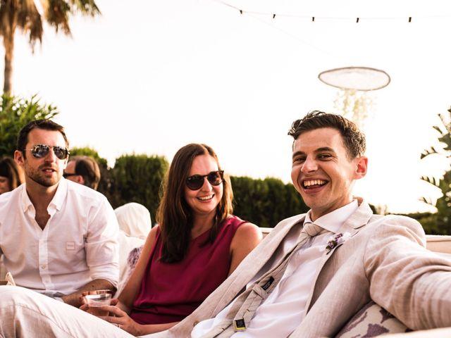 La boda de Ben Thomas y Chloe Alicia en Palma De Mallorca, Islas Baleares 18