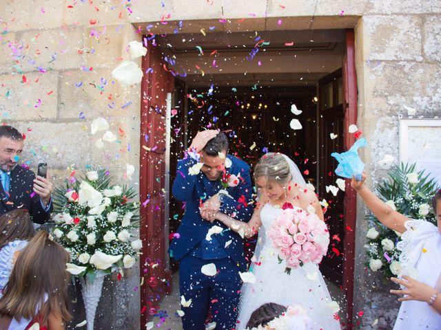 La boda de Mary y Santi